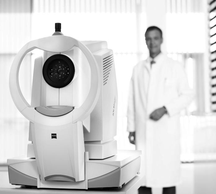 光眼軸長測定装置IOLマスター700